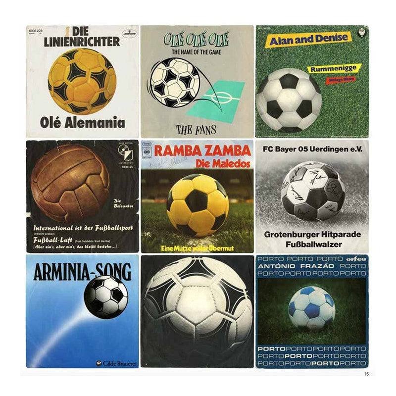 Football Disco!: The Unbelievable World of Football Record Covers - Todo Modo