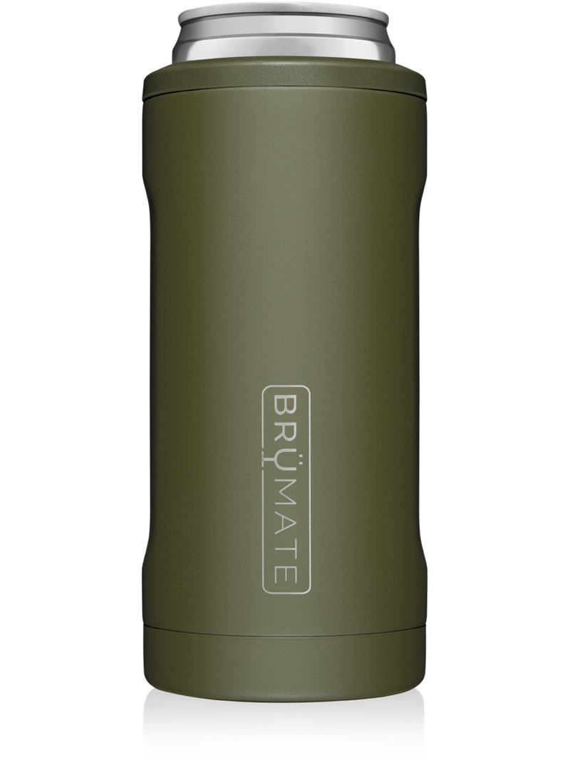 Brumate Hopsulator Slim OD Green
