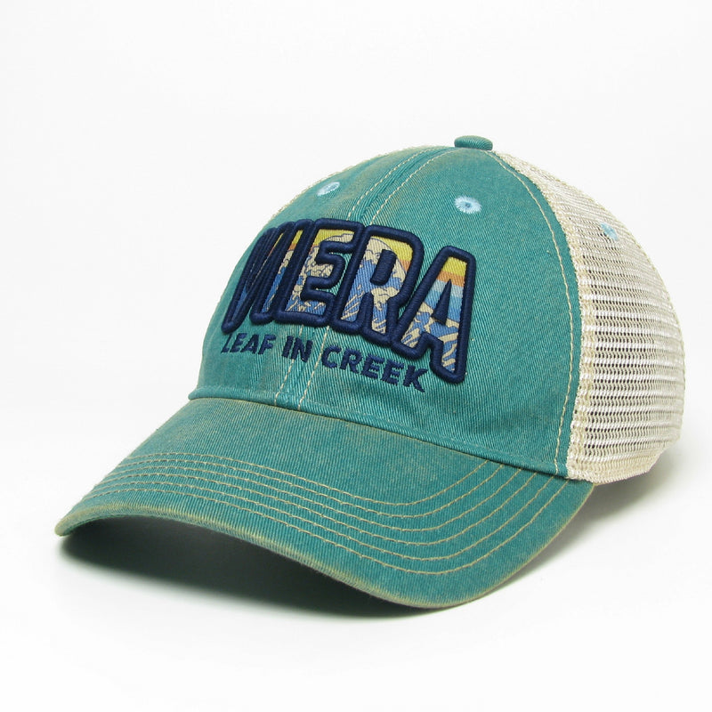 LIC Hat Viera Wave -Aqua Blue