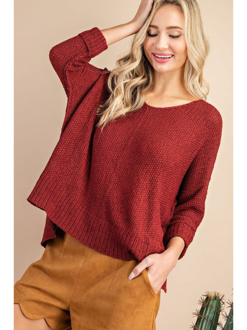 Everyones Favorite KNIT SWEATER SK2207