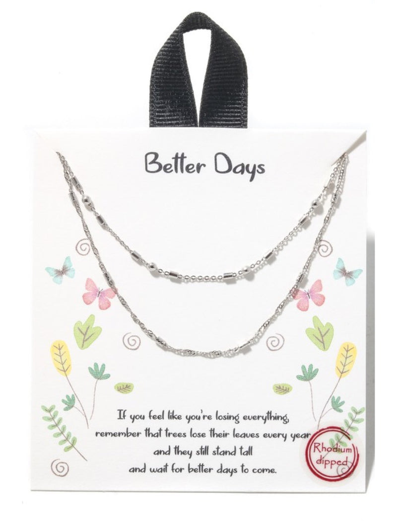 Better Days Layered Necklace
