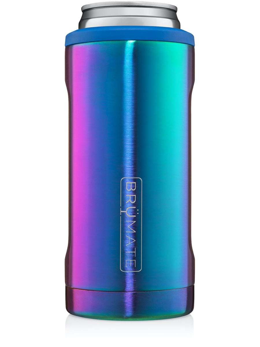 Brumate Hopsulator Slim RAINBOW TITANIUM Limited Edition