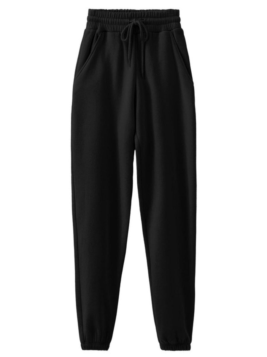 JOGGER SWEATPANTS ELASTIC WAIST BAND 0330-5435-1
