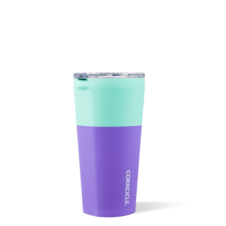 Corkcicle Tumbler Color Block -Mint Berry