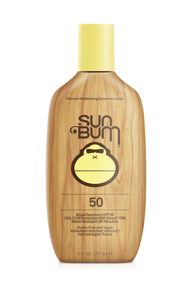 Sun Bum SPF 50 Moisturizing Lotion