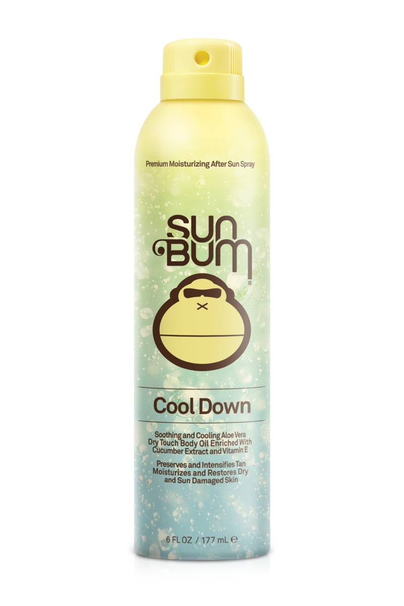 Sun Bum 'Cool Down' Continuous Spray Aloe Vera