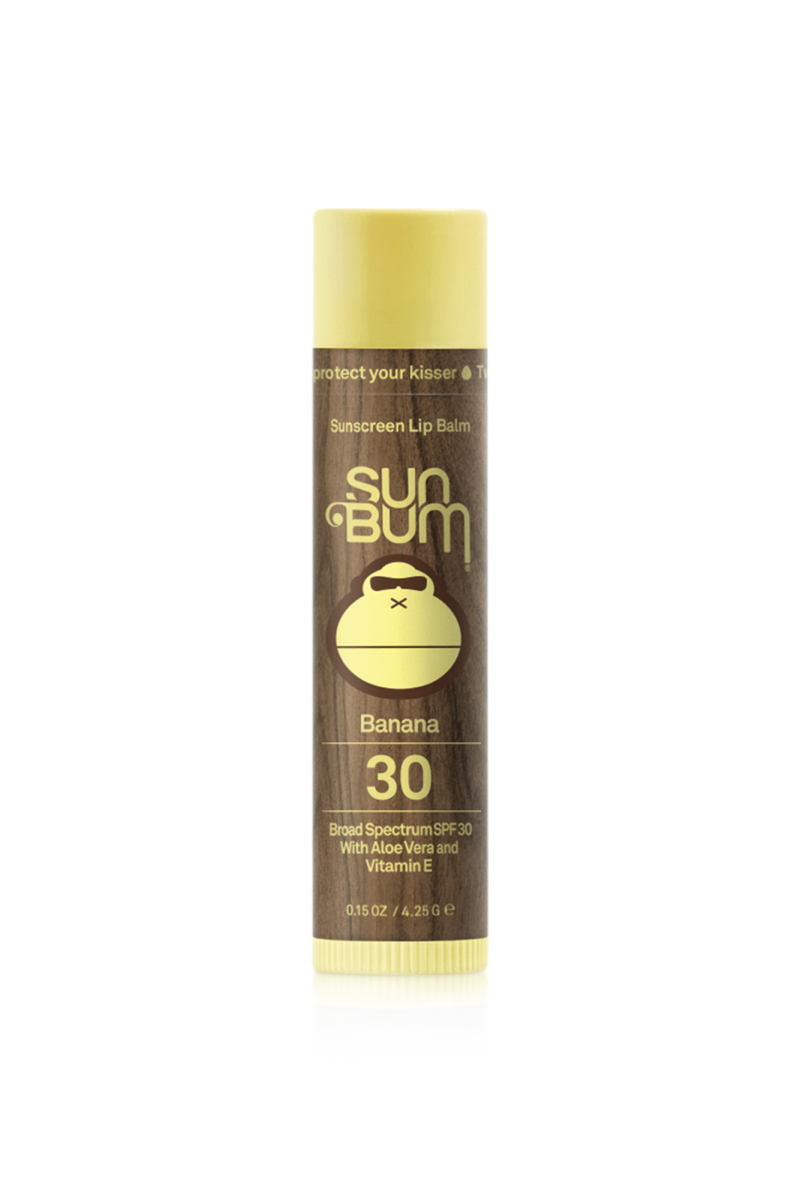 Sun Bum Lip Balm Banana
