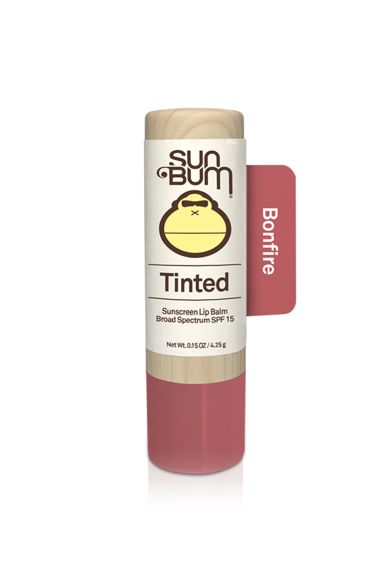 Sun Bum Tinted Lip Balm SPF 15 Bonfire