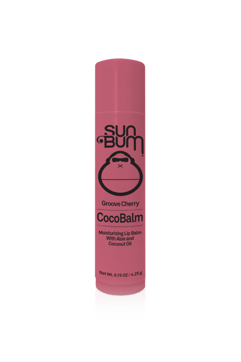 Sun Bum Cocobalm Lip Balm Groove Berry