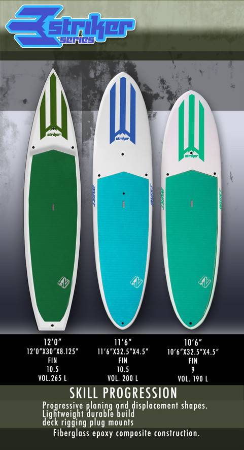 Striker SUP 12' Tour- Demo