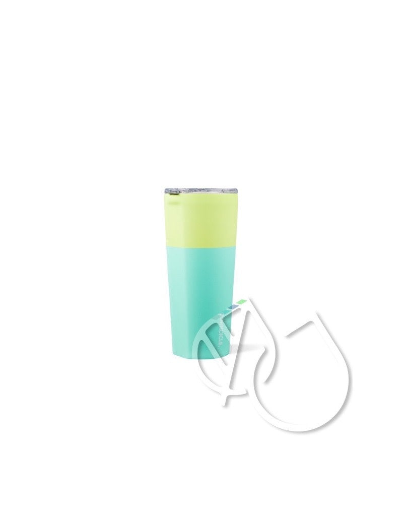 Corkcicle Tumbler Color Block -Limeade