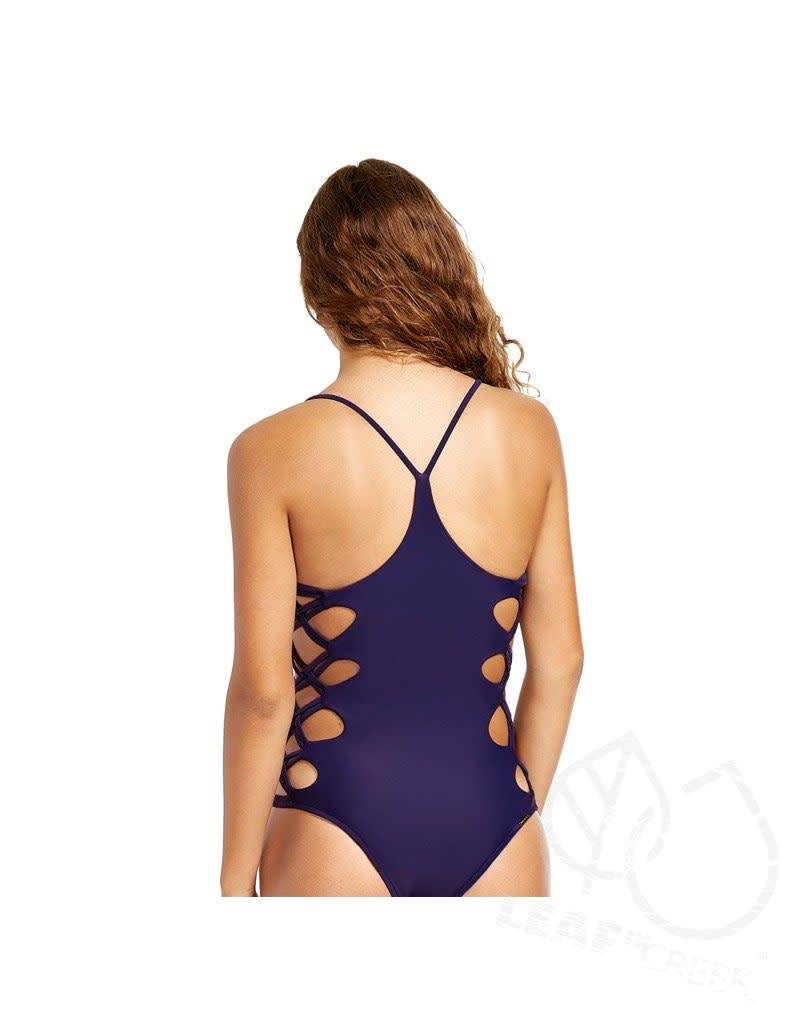 Body Glove Smoothies Crissy One Piece Swimsuit with Cutouts