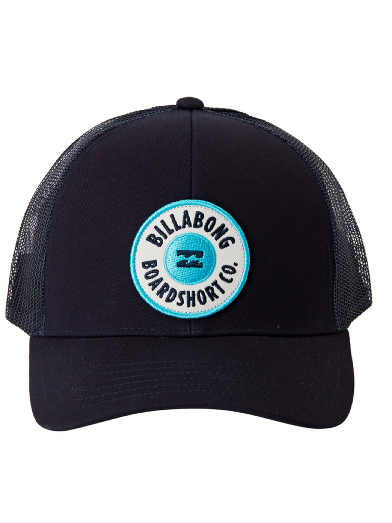 Billabong Walled Trucker Men's Hat Navy