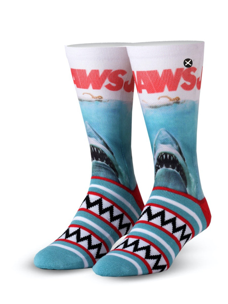 Odd Sox  Jaws sublimated