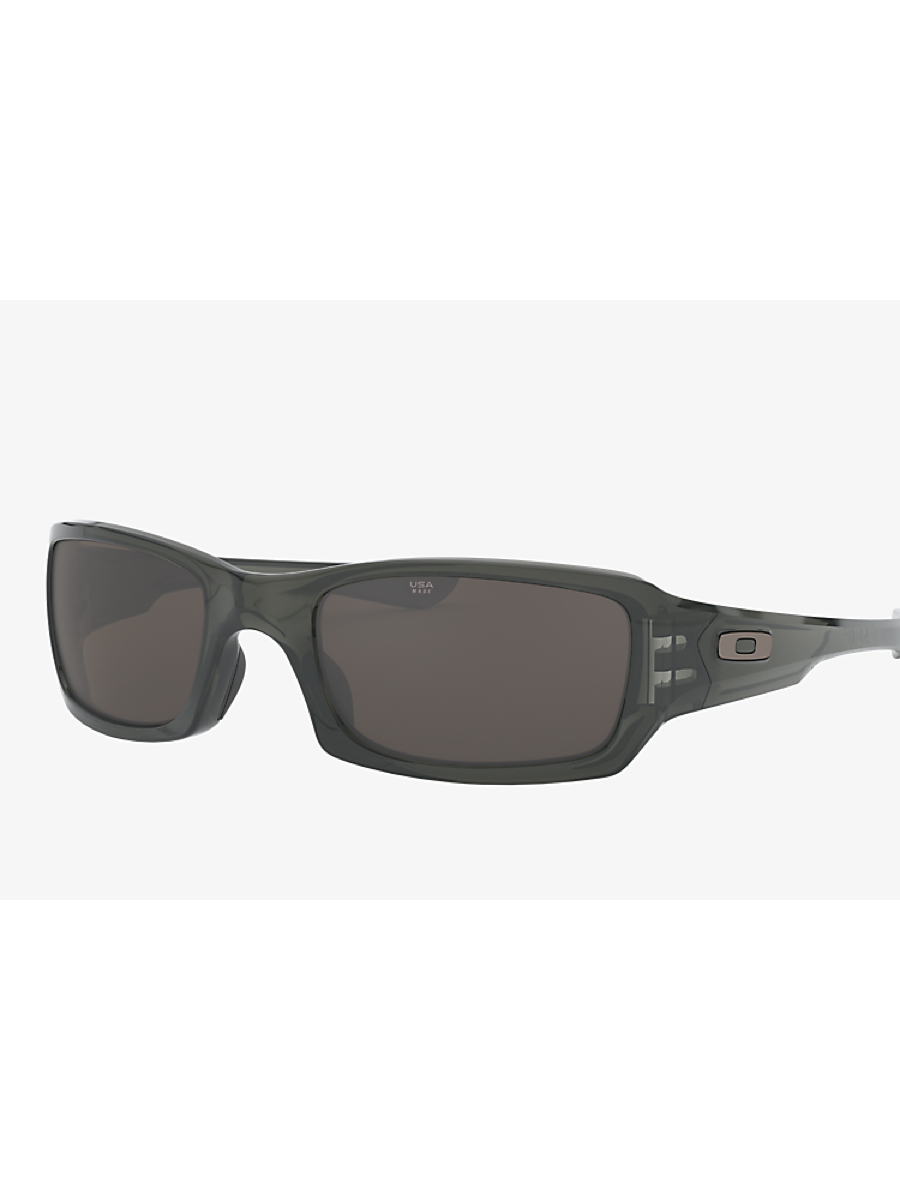 Oakley FIVES SQUARED GREY SMOKE w/ WARM GREY LENS 54