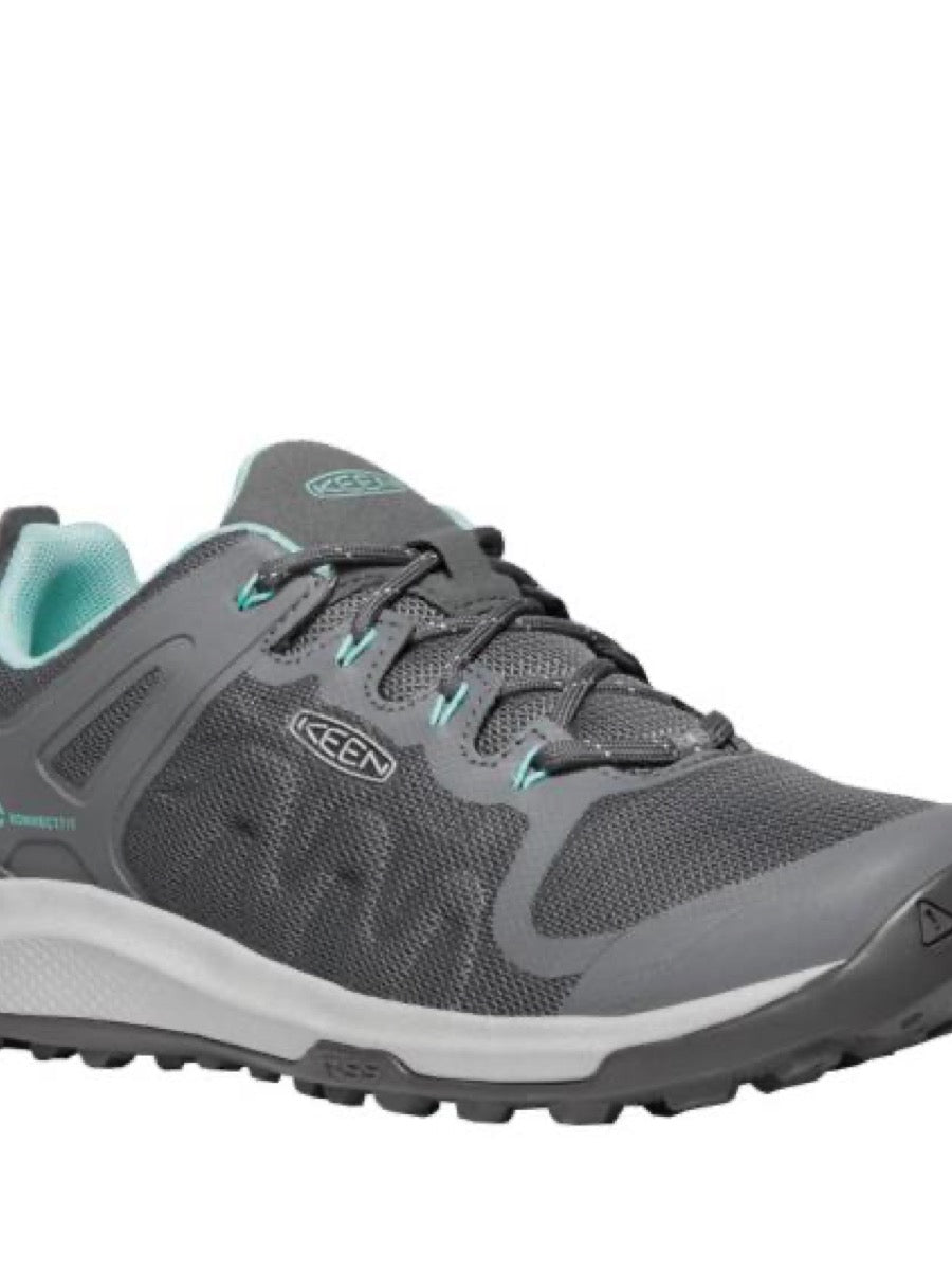 Keen Women Explore Vent Steel Grey/Holiday
