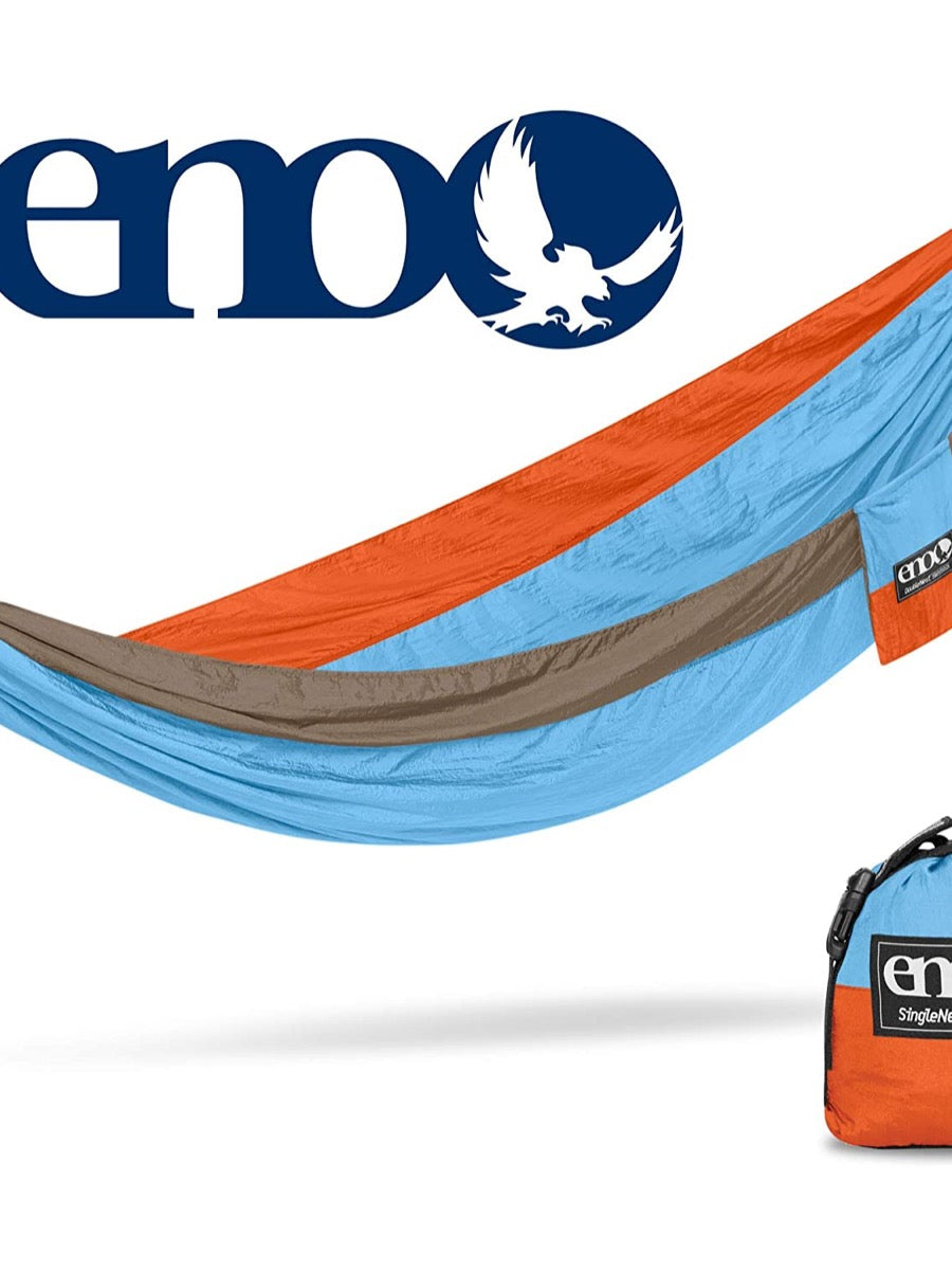ENO Singlenest, Powder/Orange/Tan