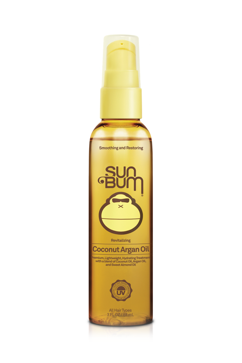 Sun Bum Coconut Argan Oil 3 oz