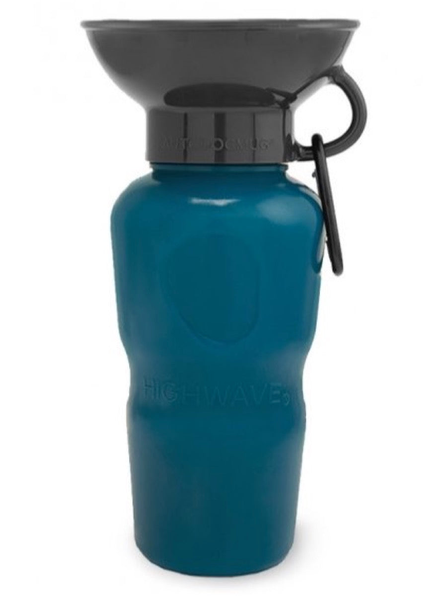 Highwave AutoDOGMug 22 oz. Pacific Blue