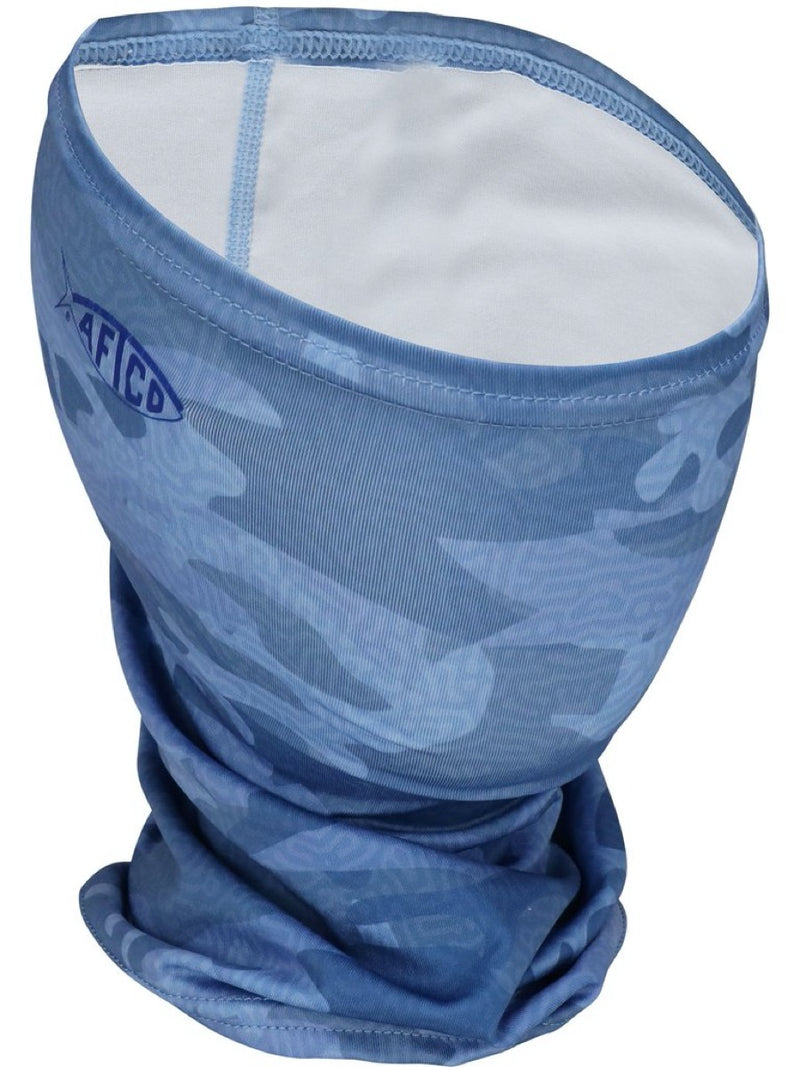 Aftco Youth  sun mask Blue Camo BSM3001-BCAM