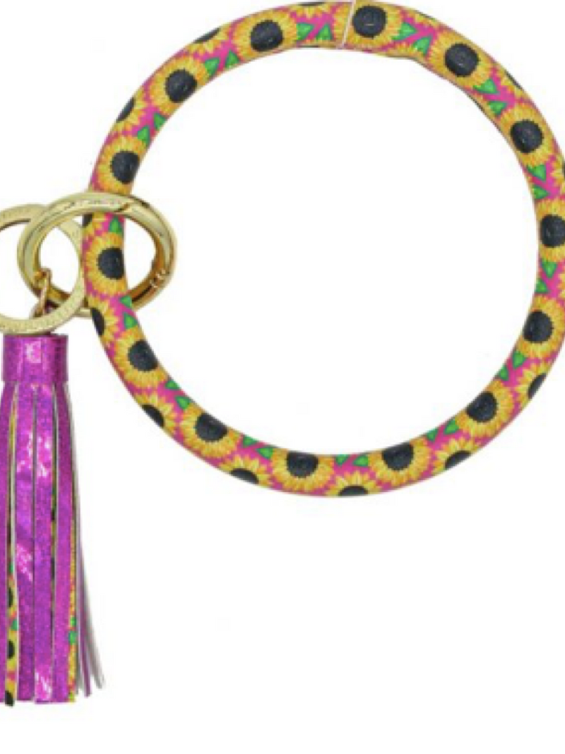 Simply Southern Bangle Keychain