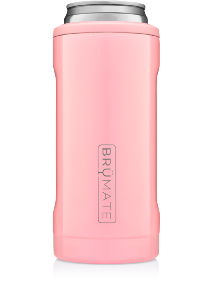 Brumate Hopsulator Slim Blush