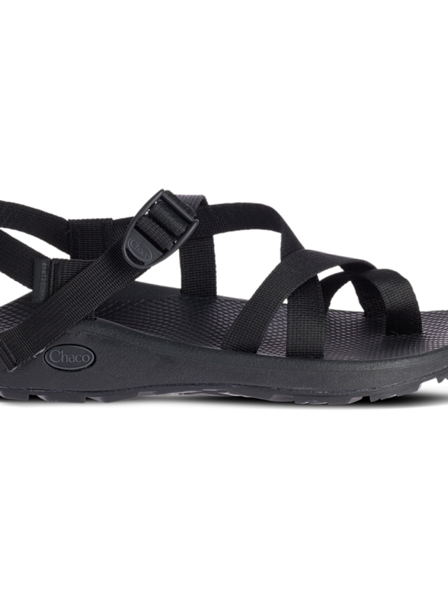 Chaco Men's Z Cloud 2  Solid Black