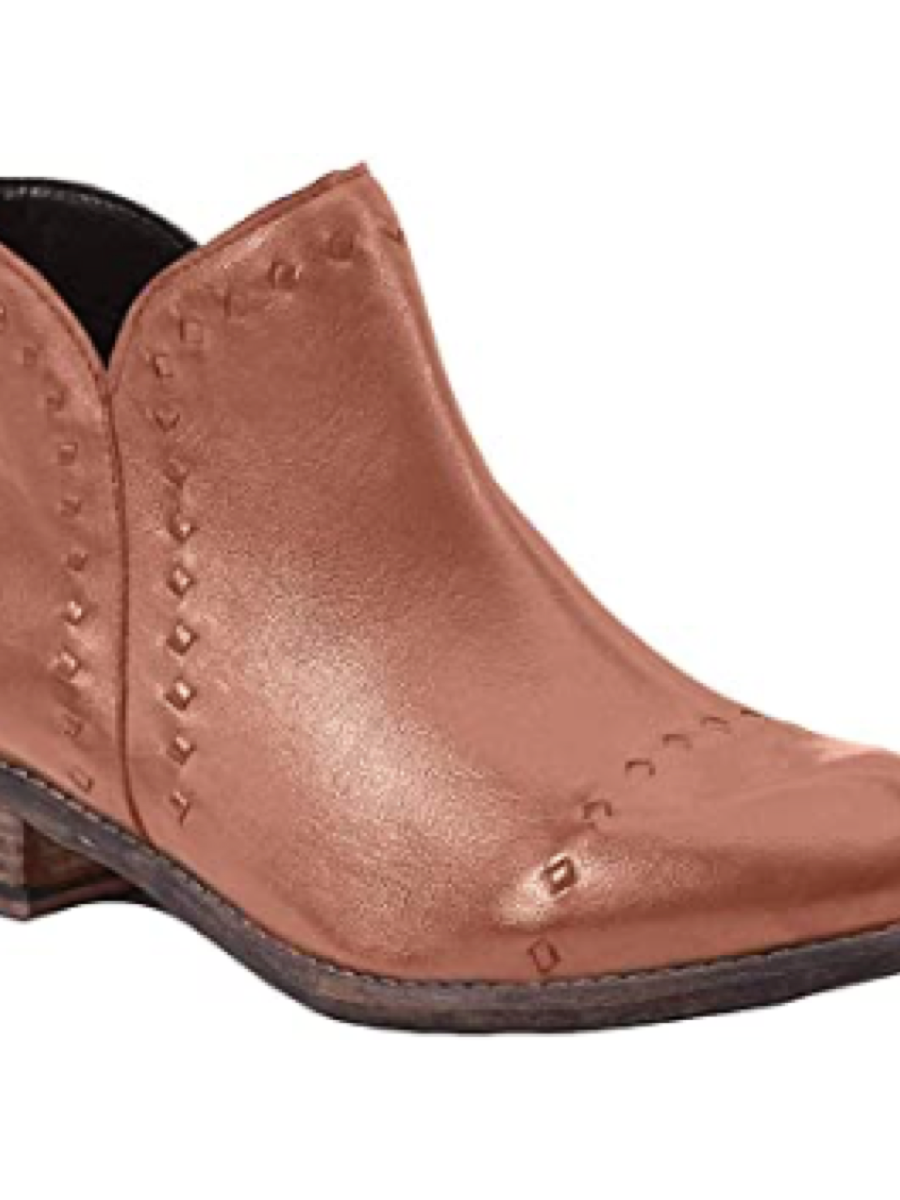Diba True River Queen Booties Tobacco