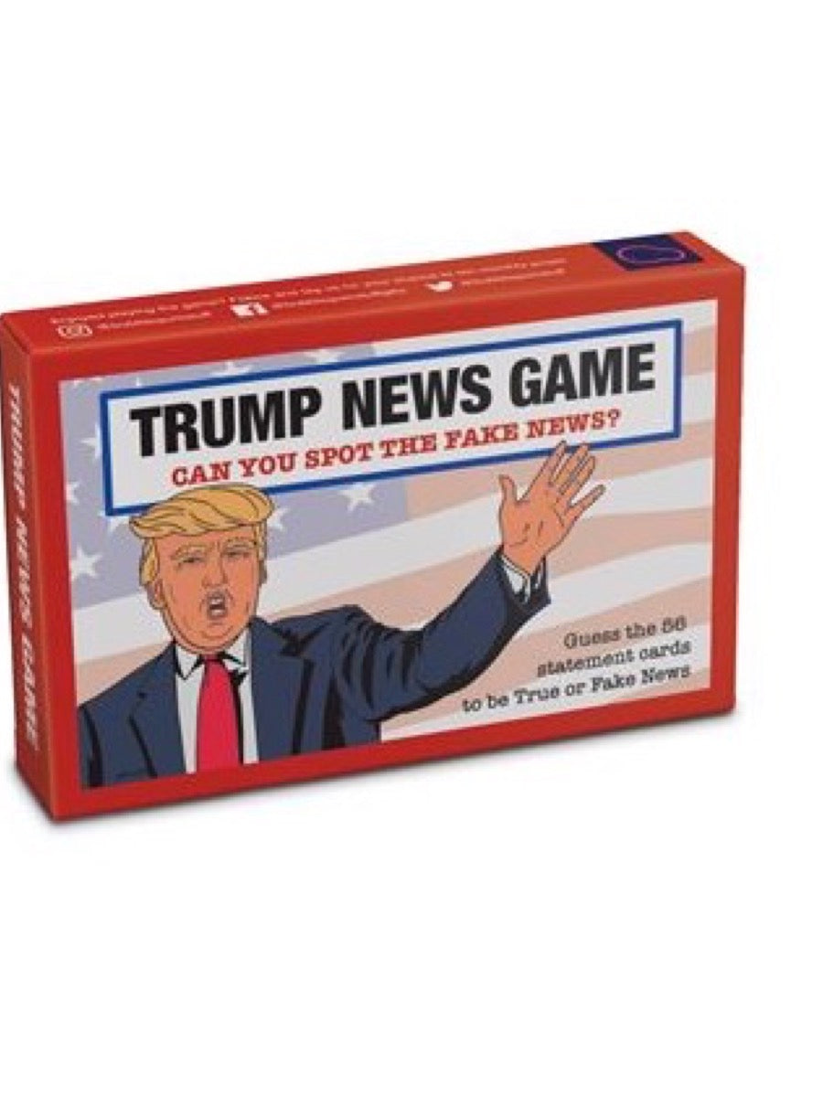 Fake News Game-Trump Edition