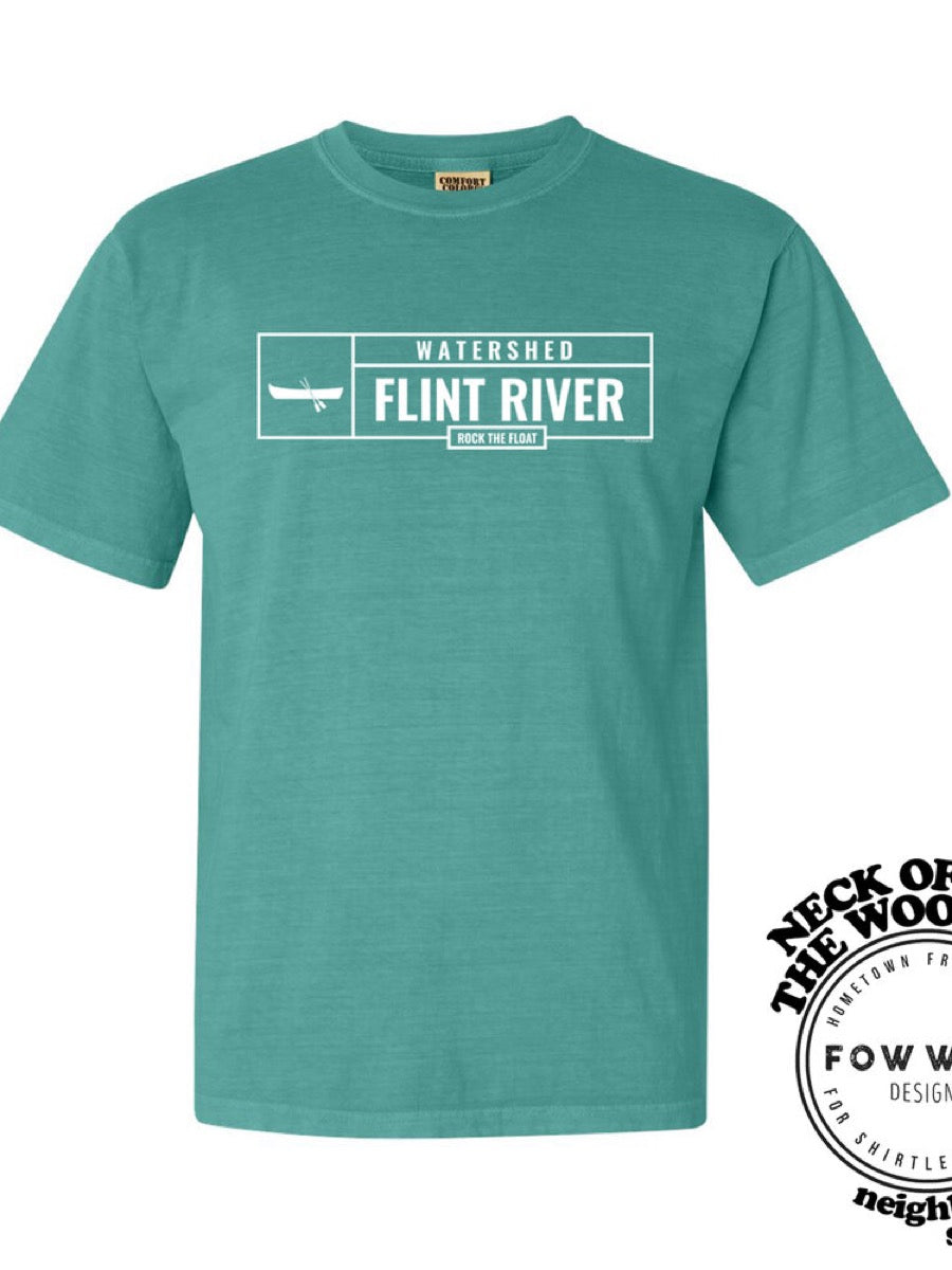 Fow Wow Flint River Tee