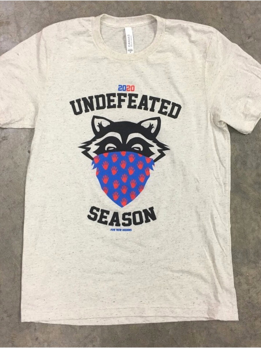 Fow Wow Undefeated Season Tee