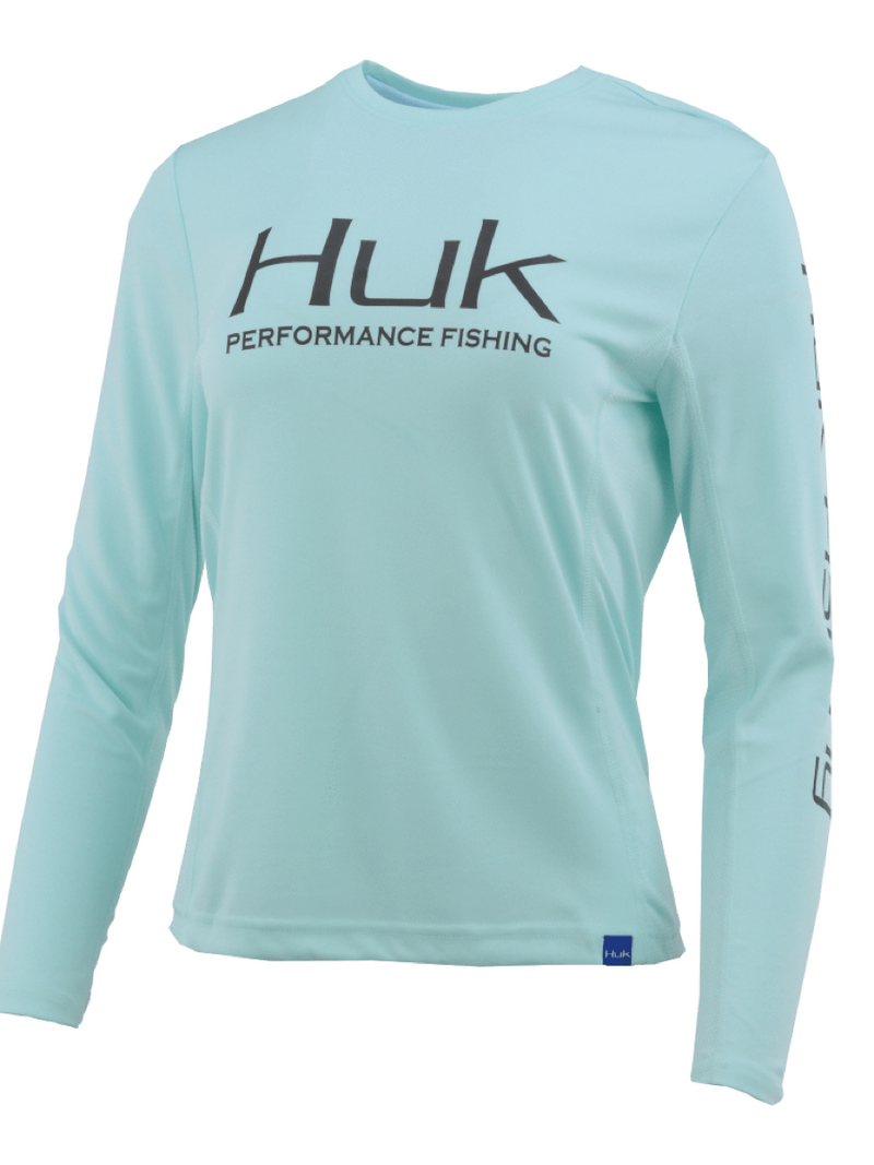 HUK LADIES ICON X LS SHIRT