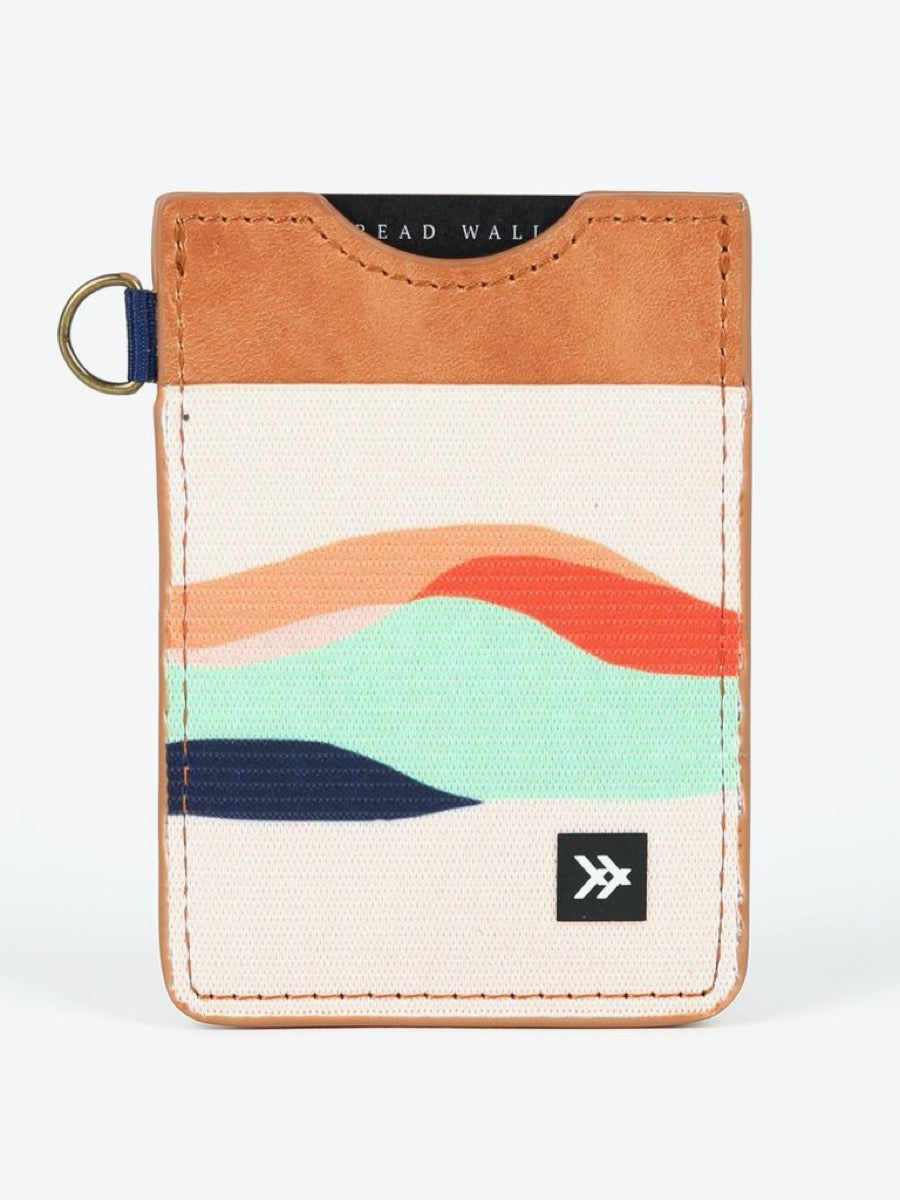 Thread Wallets Leather Wallet Tides