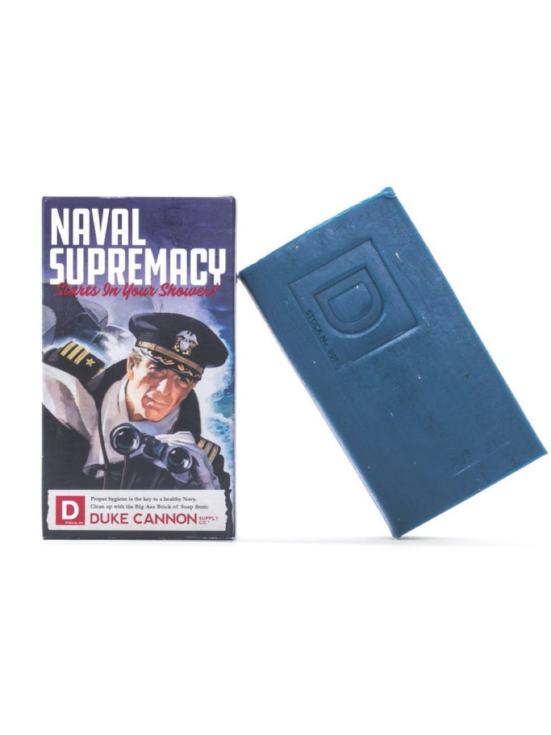 Duke Cannon Big Brick of Soap WW2 Naval Supremacy