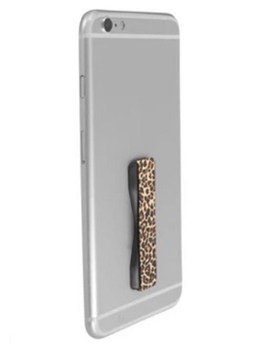 LoveHandle Phone Grip Leopard