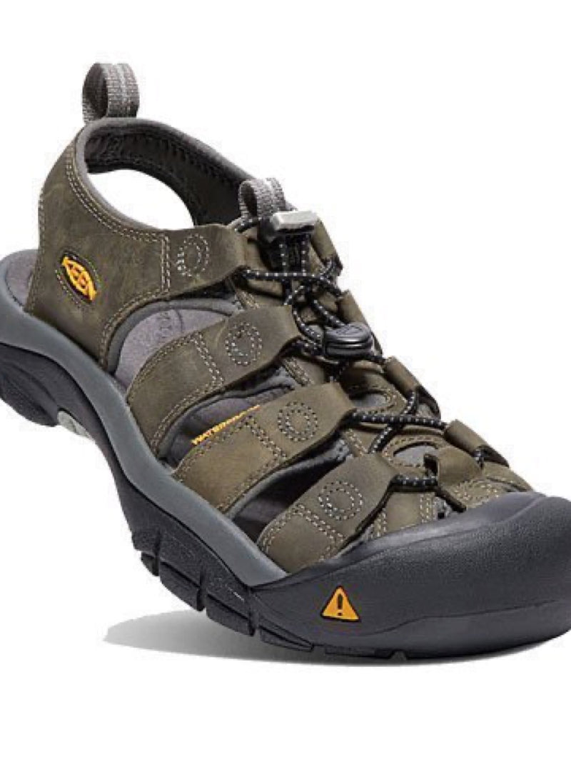 KEEN Men Newport Neutral Gray/Gargoyle