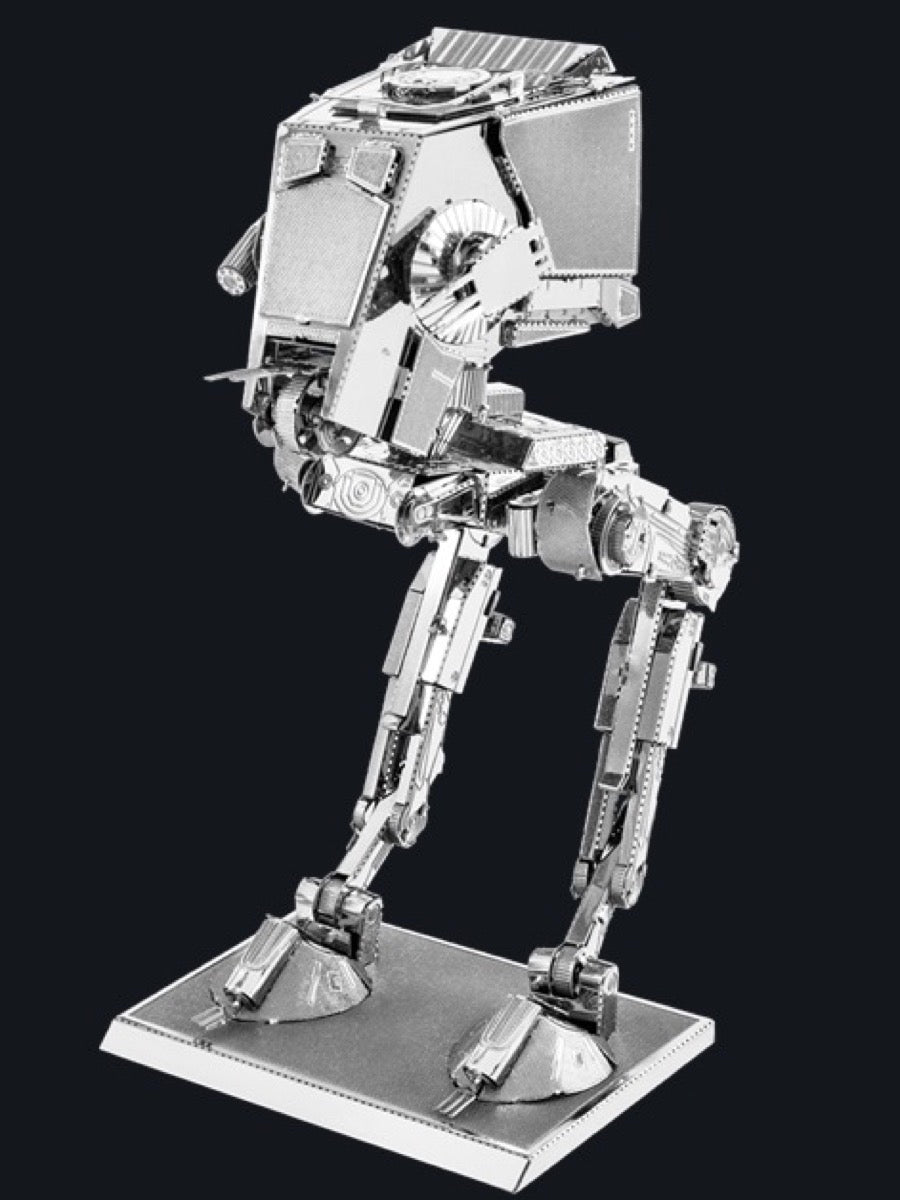 Metal Earth 3D Model Kit: AT-ST