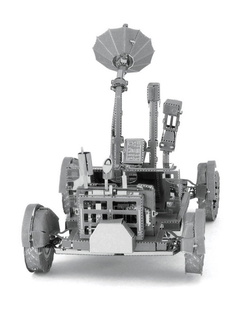 Metal Earth 3D Metal Model Kit-Apollo Lunar Rover