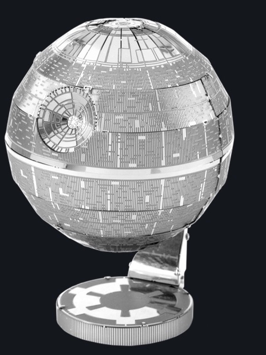 Metal Earth 3D Model Kit: Death Star