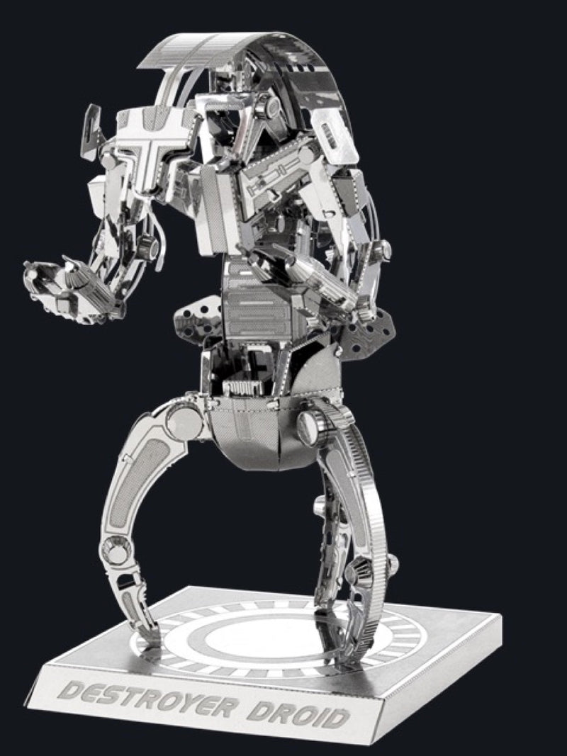 Metal Earth 3D Model Kit: Destroyer Droid