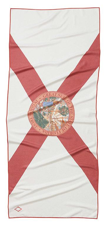 Nomadix Towel - State Flag: Florida