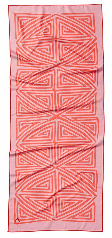 Nomadix Towel - La Playa Grapefruit