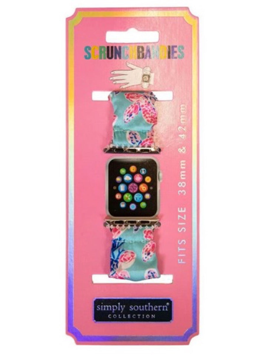 Simply Southern Scrunchbandie Apple Watch Band