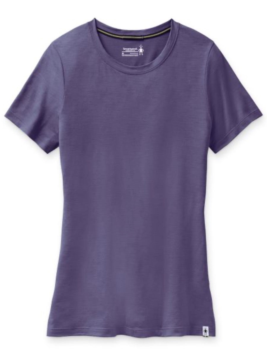 Smartwool Women's Merino Sport 150 tee Dusk Heather