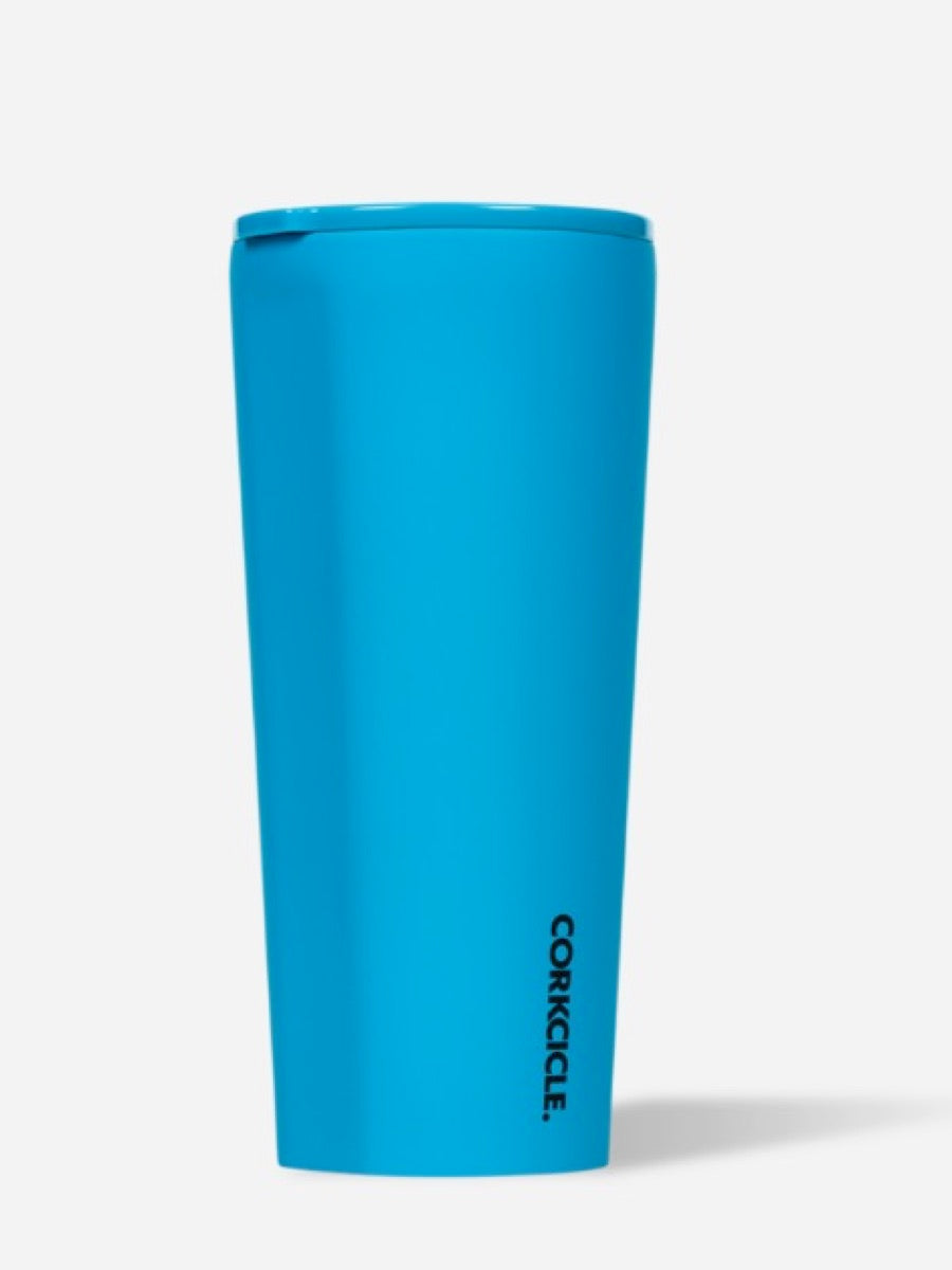Corkcicle Tumbler Neon Lights