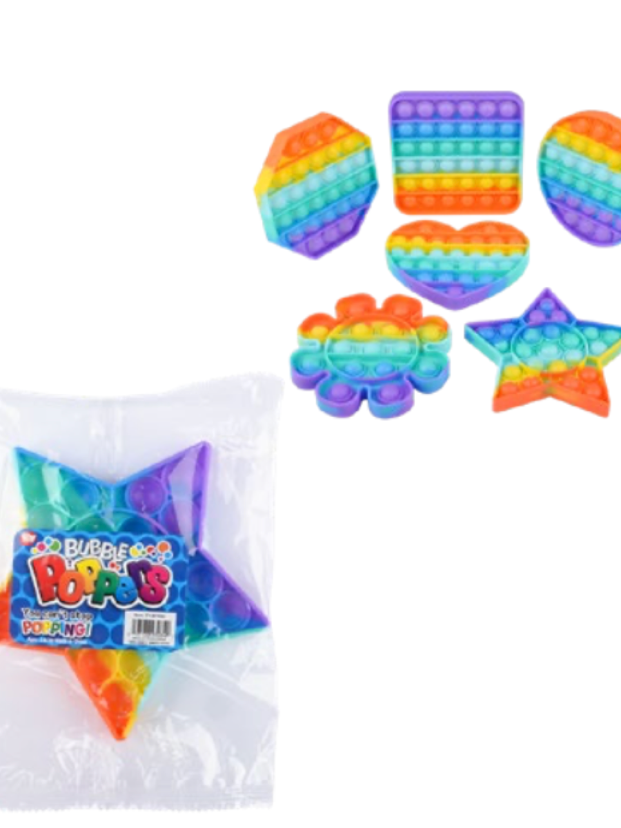 "5"" Bubble Popper fidget"