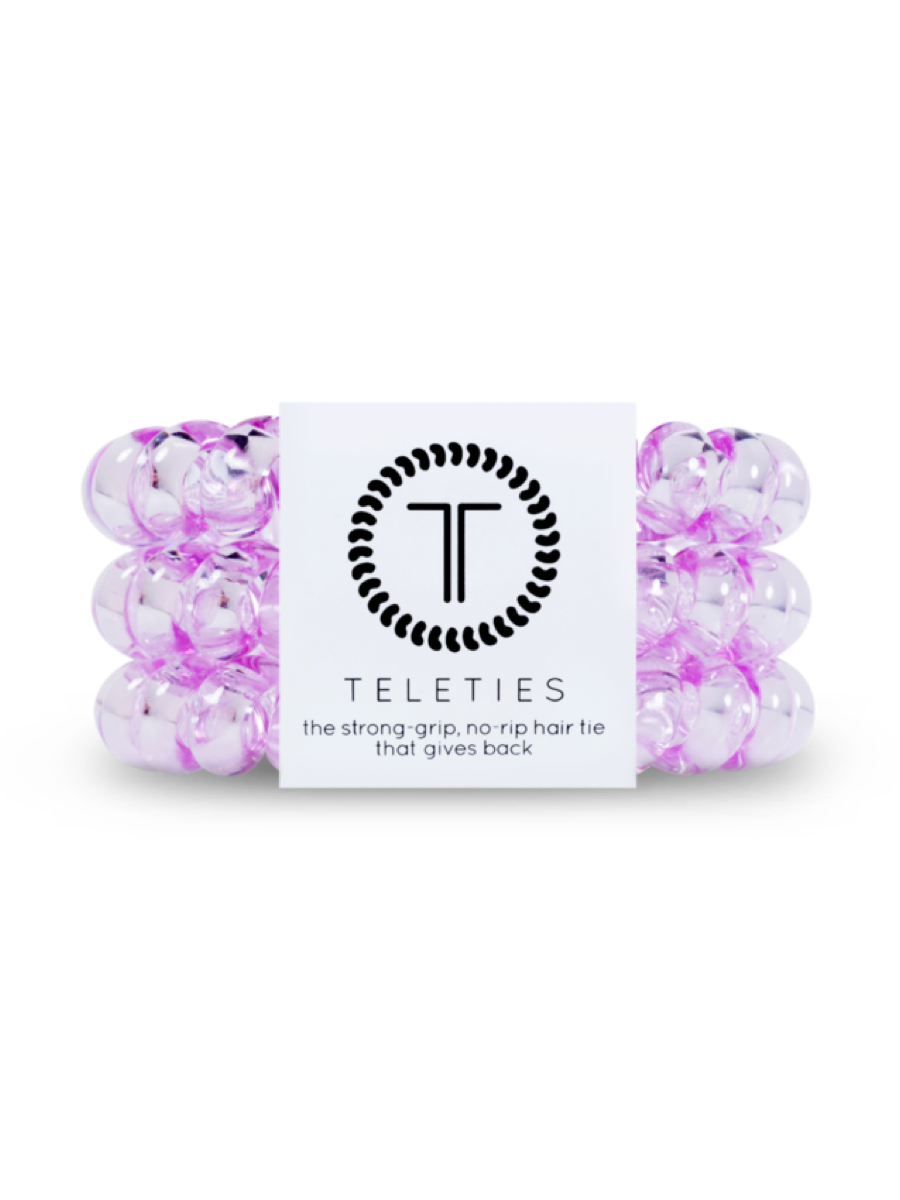 Teleties Large Hair Ties 3 pack SoCal
