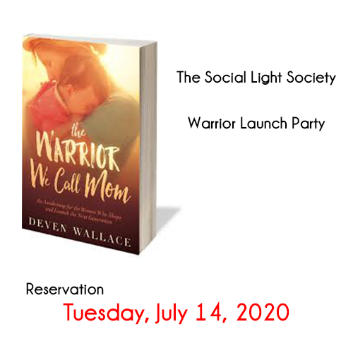 Warrior Launch Party -Tuesday