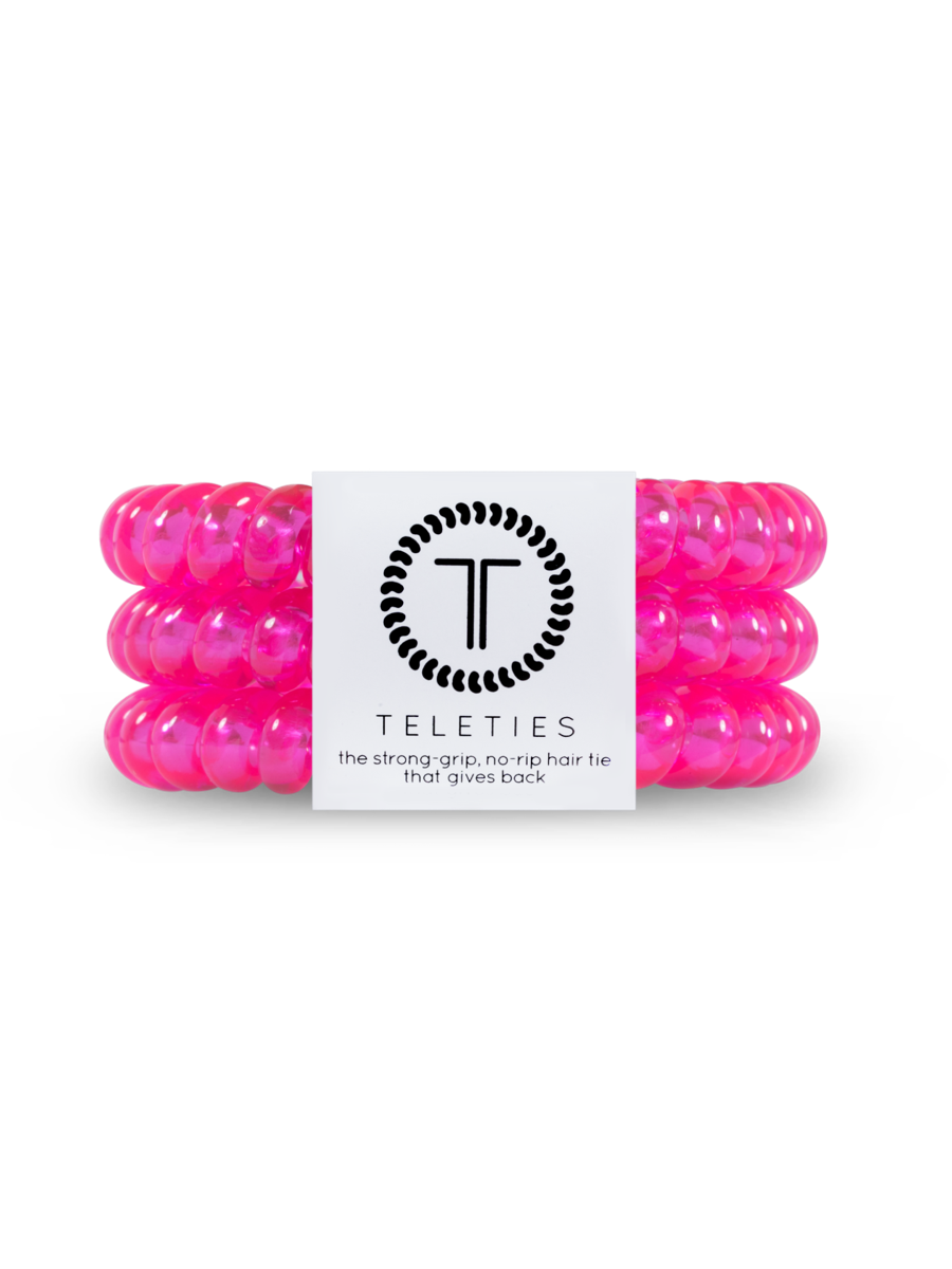 Teleties  Small 3 Pack Hair Ties Vegas Baby