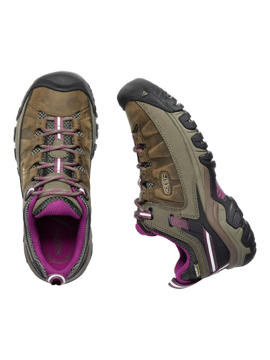 Keen Women Targhee III WP Weiss/Boysenberry